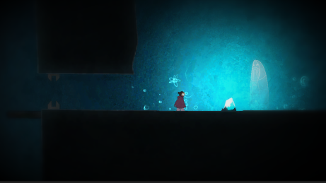 An introspective,` intentionally-frustrating platformer about purpose and destiny. [designer]