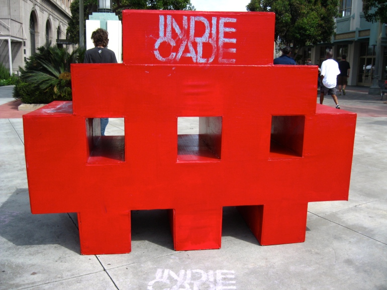 Prior to this console cycle, IndieCade did not exist as it does today