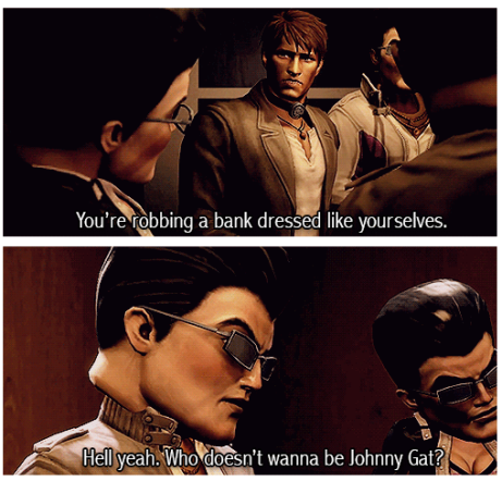 The Opening of Saints Row 3