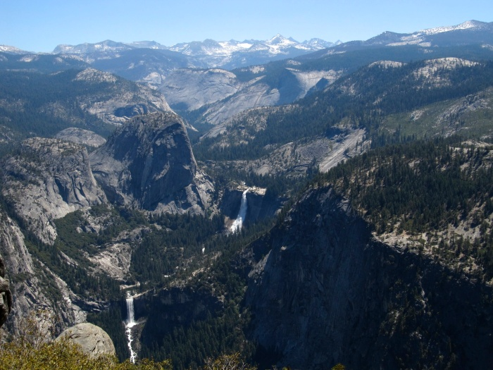 Yosemite Valley from Glacier Point, as if this was the only image of the place that anyone has ever taken. :P