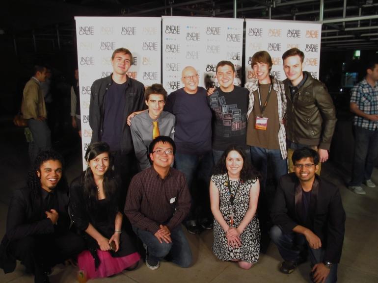 USC Interactive at IndieCade!
